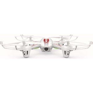 Asu Hx-750 Original Radio Remote Controlled Drone With Unbreakable Blades(White)