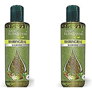 Galway Bhrinjraj Hair Oil (Pack Of 2)