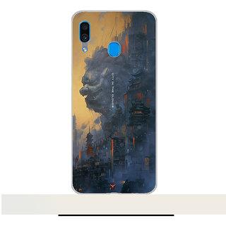 Samsung A20 Desinger Back Cover