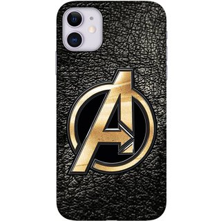 Onhigh Designer Printed Hard Back Cover Case For Iphone 11, Under Logo Case