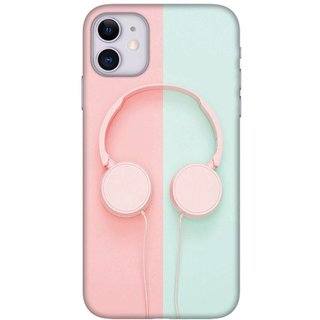 Onhigh Designer Printed Hard Back Cover Case For Iphone 11, Lets Play Music
