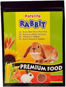 Petslife Rabbit Food 400 G