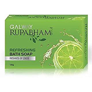Galway Rupabham Refreshing Bath Soap, 125G