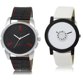 Adk Ad-03-Lk-26 Black & White Dial Designer Watches For Men