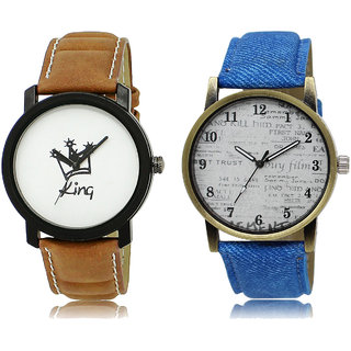 Adk Lk-18-28 White Dial New Watches For Men
