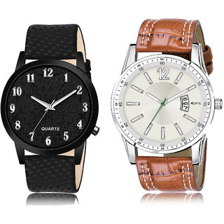Adk Ad-10-Lk-46 Black & White Color Dial For Men