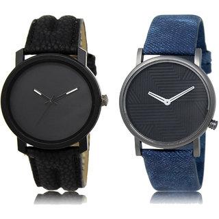 Adk Lk-21-35 Black & Black Dial Best Watches For Men