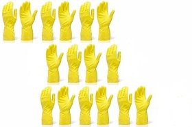 Royal Ltc Kitchen Antiskid Waterproof Gloves (8 Pairs)