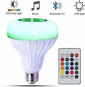 HY TOUCH Warm White Music Led 13 Color Changing Bulb