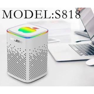 Extra Bass Bluetooth Speaker Koleer S-818 With Light Changing Effects