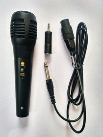 Professional Microphone with wire and 3.5 jack
