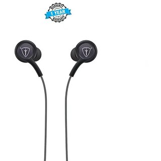 Tiitan In the Ear Wired Basic Earphone with Mic / S8-TBE