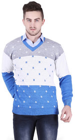 Starcollection Super Soft Men's Sweater Regular Fit Workwear Casual