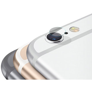 Tango Deal Mobile Camera Lens Protector For I Phone 6 Plus (Pack Of 5)