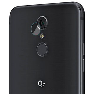 Tango Deal Camera Lens Protector For Lg Q7 (Pack Of 5)
