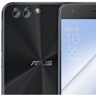 Tango Deal Camera Lens Protector For Asus Zenfone 4 (Pack Of 5)