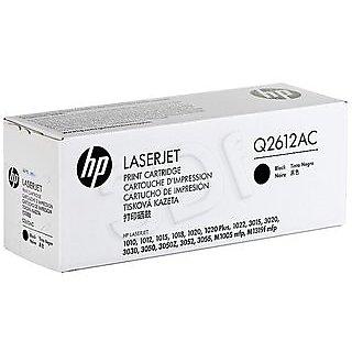 Hp 12Ac Toner Cartridge For Use 1010,1012,1015,1018,1020,1020 Plus,1022,1022N,1022Nw,3020,3030,M1005,M1319F,Lj3050, Lj30