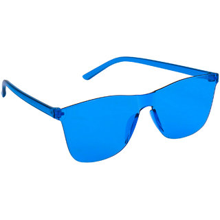 Thewhoop Uni-Lens Stylish Day And Night Goggles Rectangular Unisex Sunglasses
