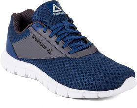 Reebok Blue Mesh EVA Sneakers For Men
