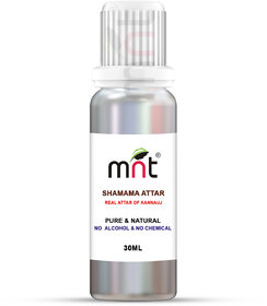 Mnt Shamama Attar For Unisex, Long Lasting  Alcohol Free (30Ml) - Pure Natural  Premium Quality Roll-On Attar