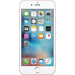 Refurbished Apple iPhone 6S (Rose Gold, 64GB)  (1 Year WarrantyBazaar Warranty)