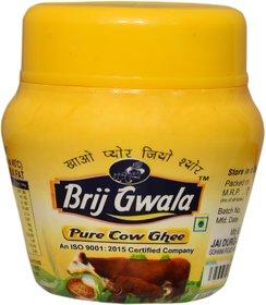 Brij Gwala Pure Cow Desi Ghee 200Ml Jar