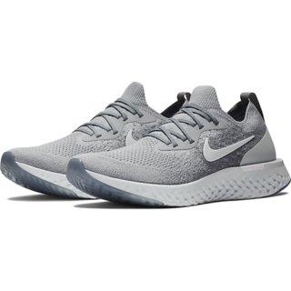 Buy Nike Grey EPIC REACT FLYKNIT