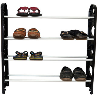 Anr Store Plastic Shoe Rack