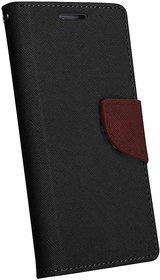 Motorola Moto G4 / G4 Plus Flip Cover - Brown