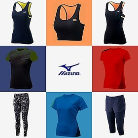 Mizuno Womens Sports Tshirs / Bratop / Leggings / Pants