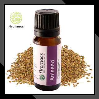 Aniseed Essential Oil Pure And Natural 10 Ml