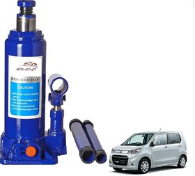 Auto Addict 3 Ton Hydraulic Bottle Vehicle Jack (3000 Kgs) For Maruti Suzuki Wagonr Stingray