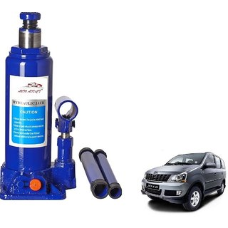 Auto Addict 3 Ton Hydraulic Bottle Vehicle Jack (3000 Kgs) For Mahindra Xylo