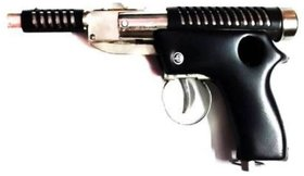 Mannat 007 Air Gun Metal Black With Free 100 Pallets Cover For Shooting Pr