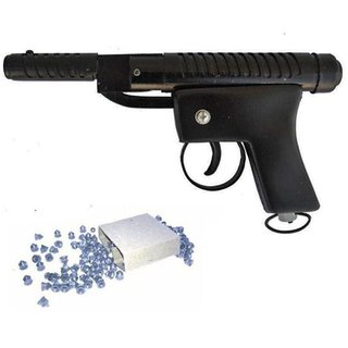 Mannat Cobra Air Gun With 100 Pallets For Shooting Practice