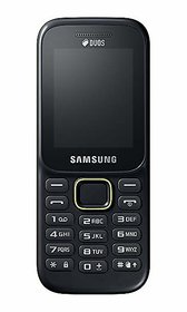 Samsung Guru Music 2 Mobile Phone Black Refurbished