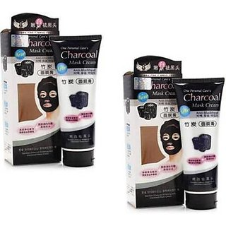Trendy Trotters Charcoal Face Pack Of 2 (260 Ml)