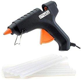 Right Traders Combo Offer -Electric Glue Gun + 10 Pcs Glue Gun Sticks