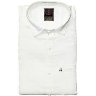 Fashlook White Regular Fit For Men