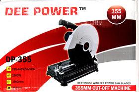 Dee Power 355 Mm Chopsaw Machine Lg Model