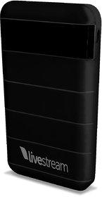 Innotek 20000 Mah Lithium-Ion Power Bank (Ik-28,Black)