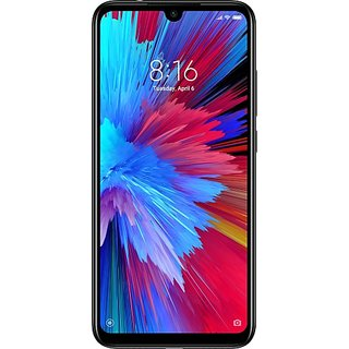 Redmi Note 7  Onyx Black, 64 Gb   4 Gb Ram