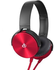 Digibuff Extra bass Headphones Over The Ear Headset with Deep bass