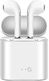 HBNS i7S TWS Wireless Earphones Bluetooth 5.0 Headphones Mini Stereo Earbuds Sport Headset Bass Sound Built in Mic