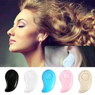 Mini Style Wireless Bluetooth Headphone S530 Kaju Bluetooth (assorted colurs)