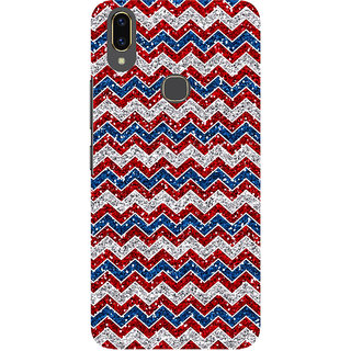PREMIUM STUFF PRINTED BACK CASE COVER FOR REALME 3 PRO DESIGN 13078