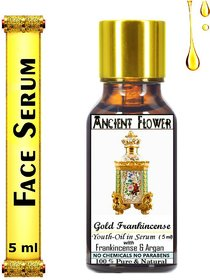 Ancient Flower  - Gold frankincense - Youth face Serum (Anti aging) (5ml)