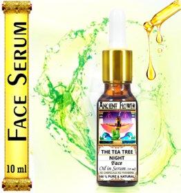 Ancient Flower - The Tea Tree - Anti acne - Night - Face Oil in Serum (10 ml)