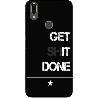 PREMIUM STUFF PRINTED BACK CASE COVER FOR HONOR PLAY DESIGN 13080