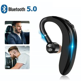 Raptech In the Ear Bluetooth Headset with Mic Designed for Android Smartphone Black